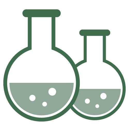 Lab-Packing-and-Disposal-icon: Photo of round test tubes