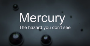 Disturbed mercury